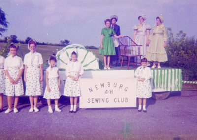 4-H Sewing Club