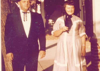 Walt and Libby Shriner